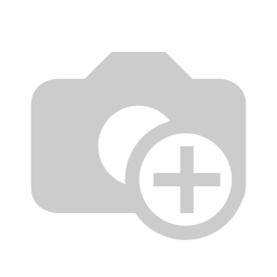 [ BLH3120R ] Blade Vertical Fin with Red Decal: 120SR